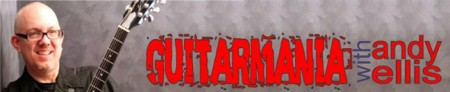 GuitarMania logo