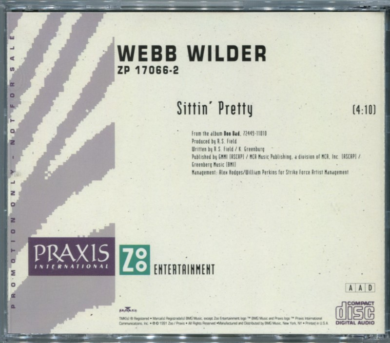 wilder single personals Alan wilder: wikis note: many of our articles have direct quotes from sources you can cite, within the wikipedia appearing on the uk #13 single if i had you.