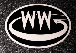 2006 WW bumper sticker
